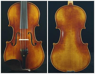 Exquisite 4/4 violin geige #6661.Excellent