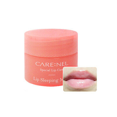 [CARENEL] Lip Sleeping Mask 1/2/5pcs Lot / Maintaining moist lips all day long