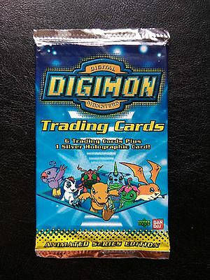 Digimon Factory sealed booster, brand new Upper Deck Trading Cards