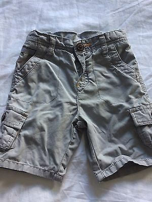 Ted Baker Baby Grey Shorts Age 18-24 Months