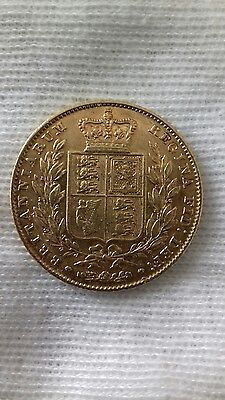1847 sovereign