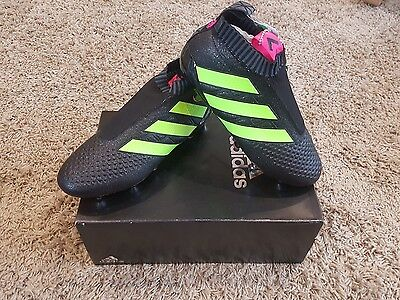 Men's Adidas Ace 16+ Purecontrol SG PRO Size 11.5 UK Football Boots