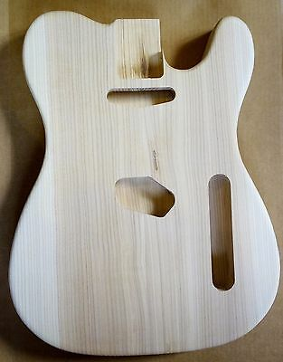 Corpo Body Telecaster Artigianale In Frassino Massello Made In Italy