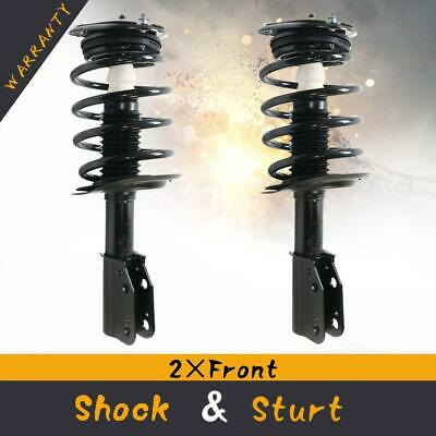 Front Shocks Struts & Springs Assembly Pair for 06-11 Buick Lucerne Cadillac DTS