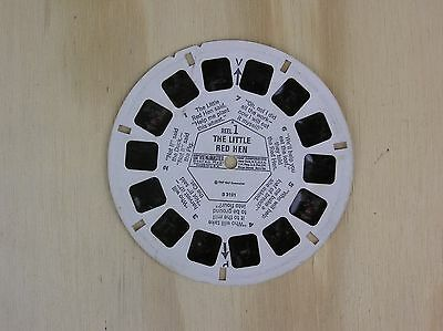 GAF ViewMaster Reel        The little Red Hen   1957    Reel 1