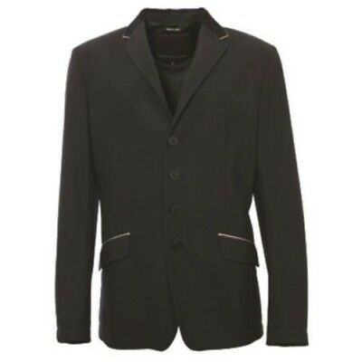 MARK TODD GEORGE MENS COMPETITION JACKET BLACK MT men horse show riding wear