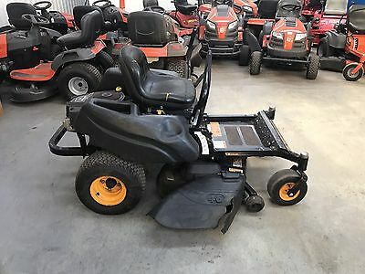 Mculloch By Husqvarna Zero Turn Ride On Mower, Commercial 21hp Engine, 46in Deck