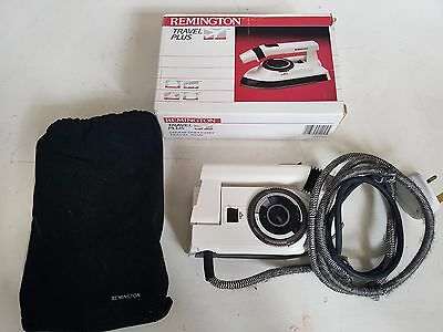 Remington Travel Plus Iron, Boxed, Tested, Trusted Ebay Shop