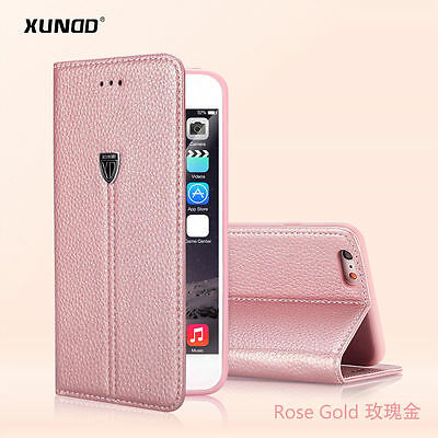 XUNDD Leather Case of iphone 7 in Retail Packaging - Wholesale Price for 10 Pcs