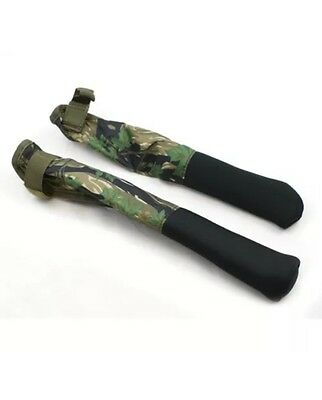 Rod Tip And Butt Protectors CAMO