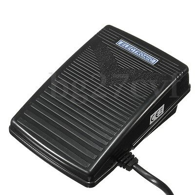 200-240V Electronic Sewing Foot Control Pedal With Cord For Brother Babylock