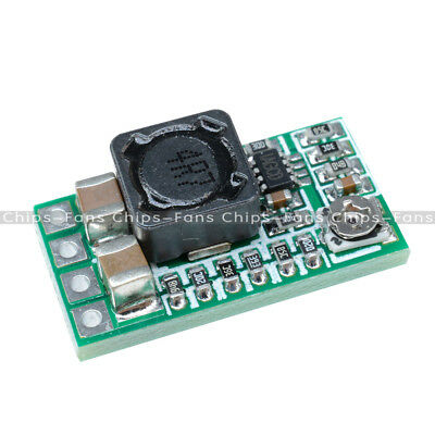 2PCS Mini Buck Converter DC-DC 12-24V To 5V 3A Adjustable Step Down Power Module