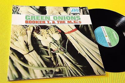 Booker T & The M.g'.s Lp Green Onions Japan Ex