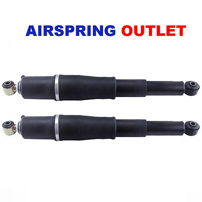 Pair of Rear Air Ride Suspension Shocks For Chevy 、 GMC 、 Cadillac SUV 2000-2011