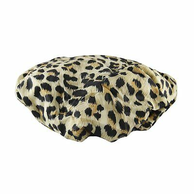 Betty Dain Stylish Design Terry Lined Shower Cap, The Socialite Collection,