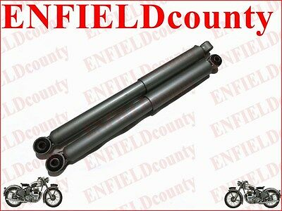 New Lambretta Scooter Gp Li Front Slim Damper Shock Absorber Units @aud