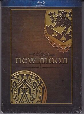 Twilight New moon Blu ray Steelbook Lot Of 30 Copies