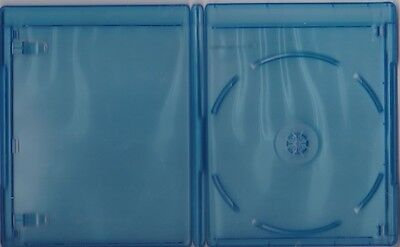 Blu ray replacement Cases ..Wholesale Lot of 100 Single Disc blu ray case..