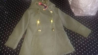 Manteau Fille 3 ans neuf