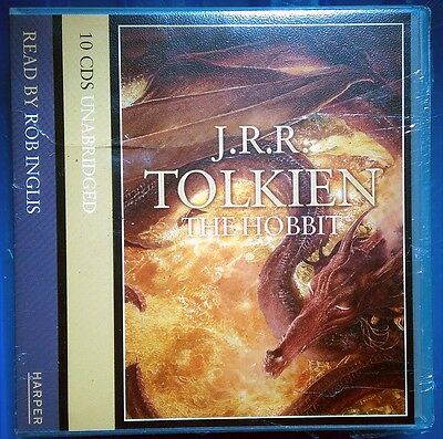The Hobbit (Unabridged 10 Audio CD Set ): Complete and Unabridged (Audio CD)