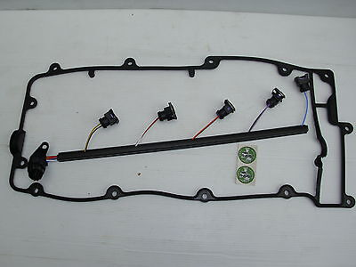 Land Rover Discovery 2 Td5 Fuel Injector Harness & Rocker Cover Gasket 01 > 04