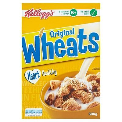 Kellogg's Original Wheats 500g