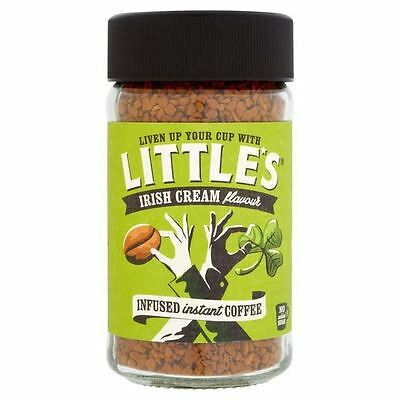 Little's Irish Cream Flavour Infused Instant Coffee 50g