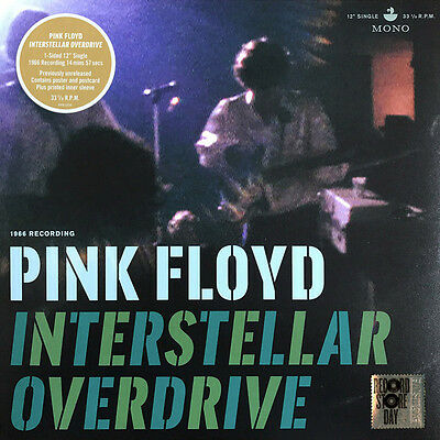 "Pink Floyd - Interstellar Overdrive (LIMITED EDITION 12"") [RSD17]"
