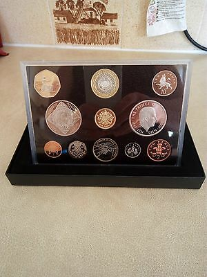 Royal Mint 2008 Standard UK Proof Coin Collection