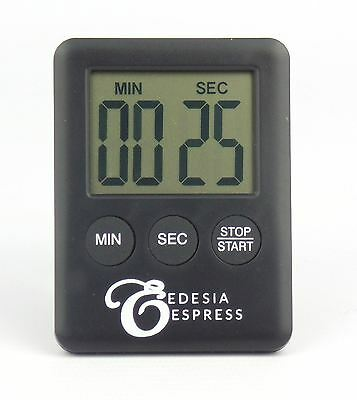 Digital Magnetic Shot Timer For Coffee Espresso Machines Extraction Length