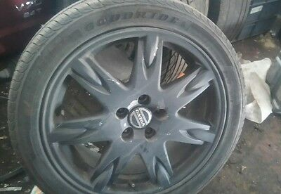 volvo alloy wheels with tyres 225/45/17