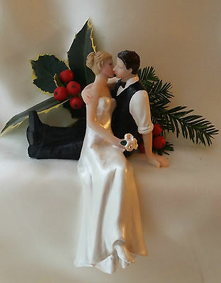 So Much in Love Wedding Cake Topper Decoration Bride Groom Personalised