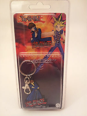 Yugioh Collectible Trading Pin and Key Chain King of Games (New and Sealed)