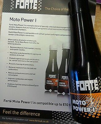 forte moto power1 motorcycles.