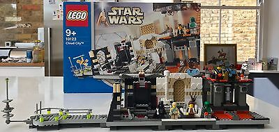 LEGO Star Wars Cloud City (10123) Complete All Minifigures