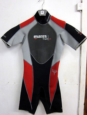 Mares Tropic Shorty Wetsuit - Ex Display To Clear