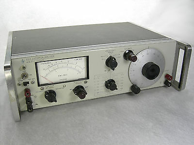 Hewlett Packard HP Model 332A Distortion Analyzer - Parts or Repair