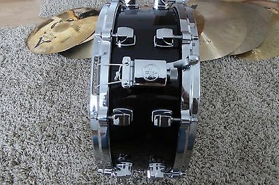 "Yamaha 14x5.5"" Sensitive Concept Snare - Black Maple"