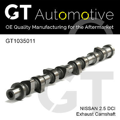 CAMSHAFT FOR NISSAN EXHAUST 2.5 DCI YD25DDTi 13020AD212 13020-AD212