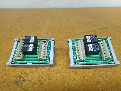 ALTECH EPDR Frequency Drive Analog Board Ver 1 Used With Warranty (Lot of 2)