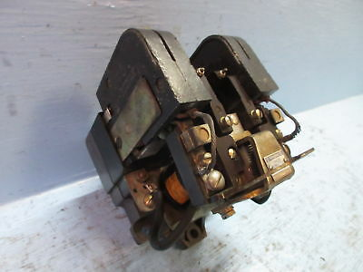 Westinghouse DC Contactor Type MD-120 Style 493A564G03 250 VDC Coil 3365D47G30