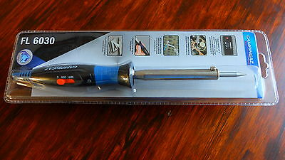 60w 30w with off button soldering iron Campingaz in UK New Boxed Tool Solder