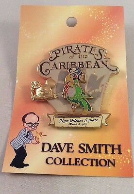 Disney WDW 2005 Dave Smith Collection PIRATES OF THE CARIBBEAN LE Pin