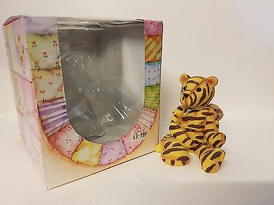 Timmy Tiger #5004 Treasured Pals Limited Edition Collectable Boxed