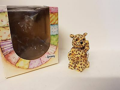 Speedy Cheetah #5005 Treasured Pals Limited Edition Collectable Boxed