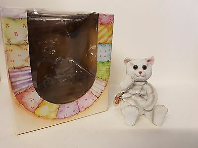 Fluff Cat #5015 Treasured Pals Limited Edition Collectable Boxed