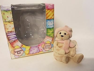 Milly Teddy #5109 Treasured Pals Limited Edition Collectable Boxed