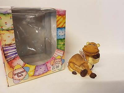 Lawrence Camel #5126 Treasured Pals Limited Edition Collectable Boxed
