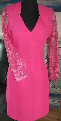 Mother of the Bride dress & jacket size 12