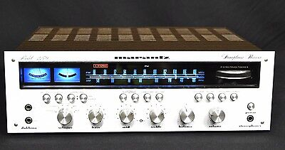 Vintage Marantz 2270 Professionally serviced with LED upgrade == excellent ==